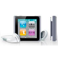 Компания Apple вынуждена заменить плееры iPod nano